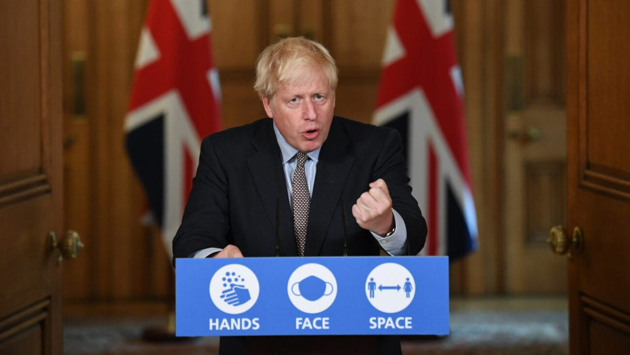 As restrictions look like they're going to ease, Boris Johnson is unveiling new plans to reopen the UK. Take a look at his update and see what's changing.