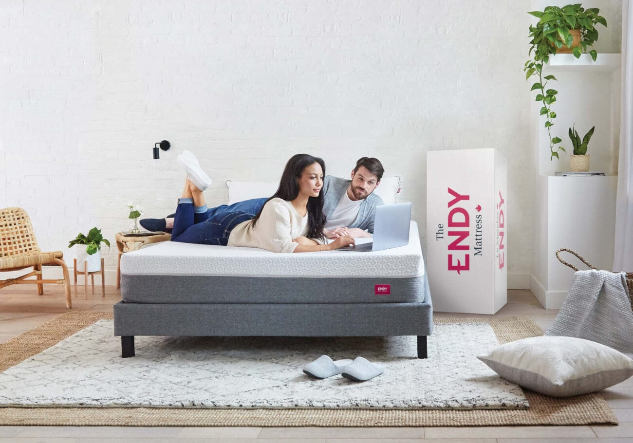 If you want a good night's sleep, you should probably consider buying the best mattress for your buck and your sleep needs. Catch some zzzs with Endy today!