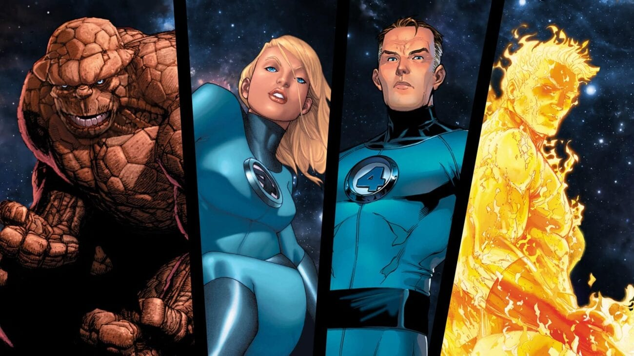 Sooooo . . . is the teased 'Fantastic Four' movie part of Marvel's Phase Four or not? Here's everything you need to know!