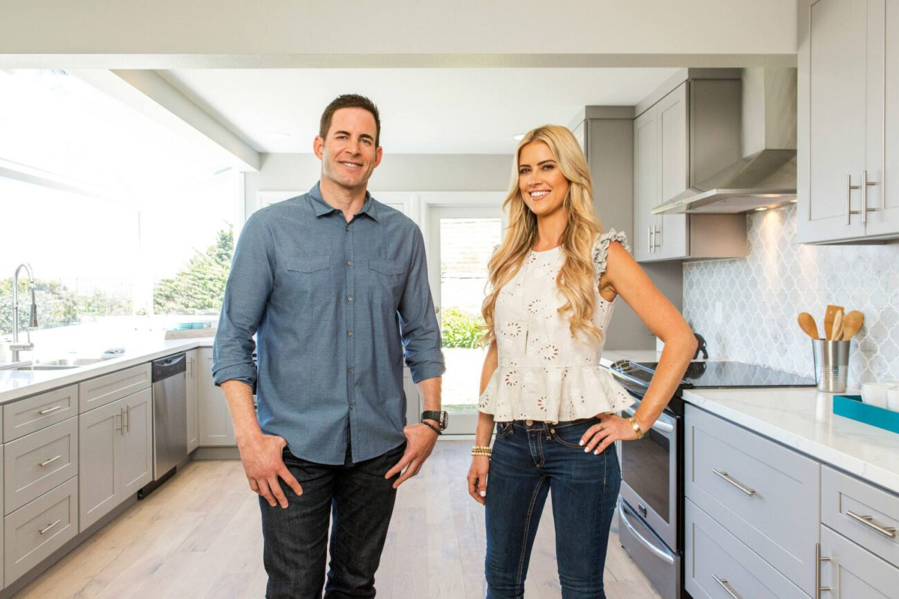 'Flip or Flop' isn't the show you turn to for explosive drama, but Christina Haack and Tarek El Moussa just went at it in one episode. Get all the tea here.