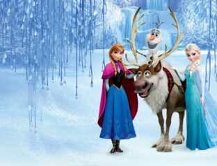 Have you seen 'Frozen' more times than you care to count? Can you belt out