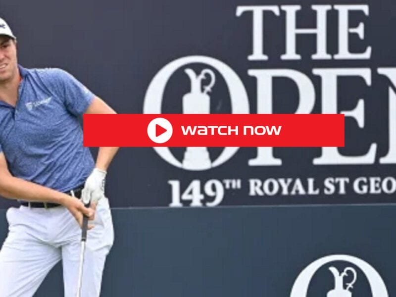 The British Open is getting underway and you won't want to miss a single swing! Watch golf streams from anywhere in the world with these tips!