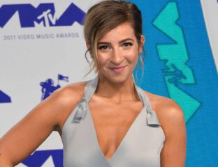 Is Gabbie Hanna really showing herself the door? She's hopped back online, and it's not with a poem. Get the latest tea about her problematic posts here.