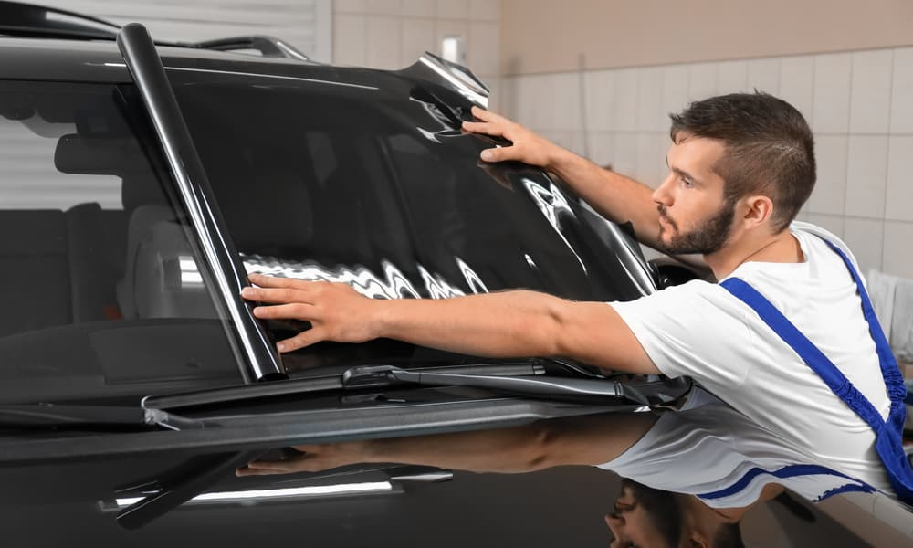 So, you have bought a car window film. Now you have two choices, either to apply it yourself using professional tinting tools or get ripped off by some auto repair center.