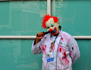 We all remember the terrifying killer clown craze in 2016, but did you see any creepy clowns in 2020? This Halloween, keep an eye out for a clown comeback!