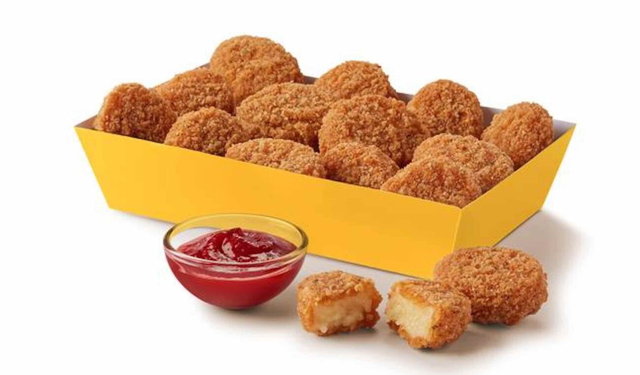 McDonald's chicken nuggets are taking a backseat to their new cheesy garlic bites. Get to the drive-through and dive into the tweets about them now!