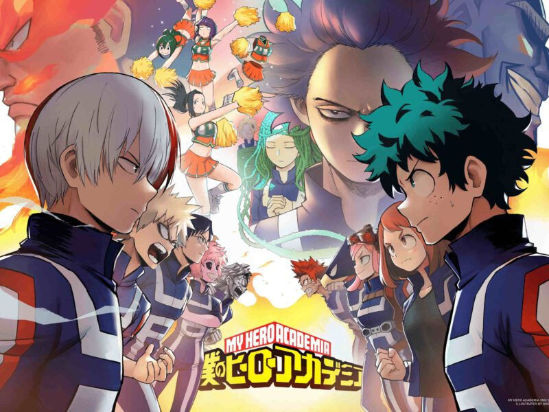 We can't get over the best anime on Netflix, 'My Hero Academia'! From heartwarming scenes to insane battles, take a look at the best moments from the show.