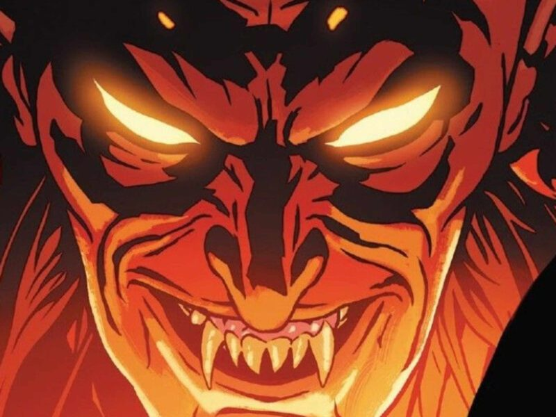 Popular Marvel villain Mephisto should have reared his demonic head sooner. Will he really appear in Phase 4? Peruse Twitter's theories here.