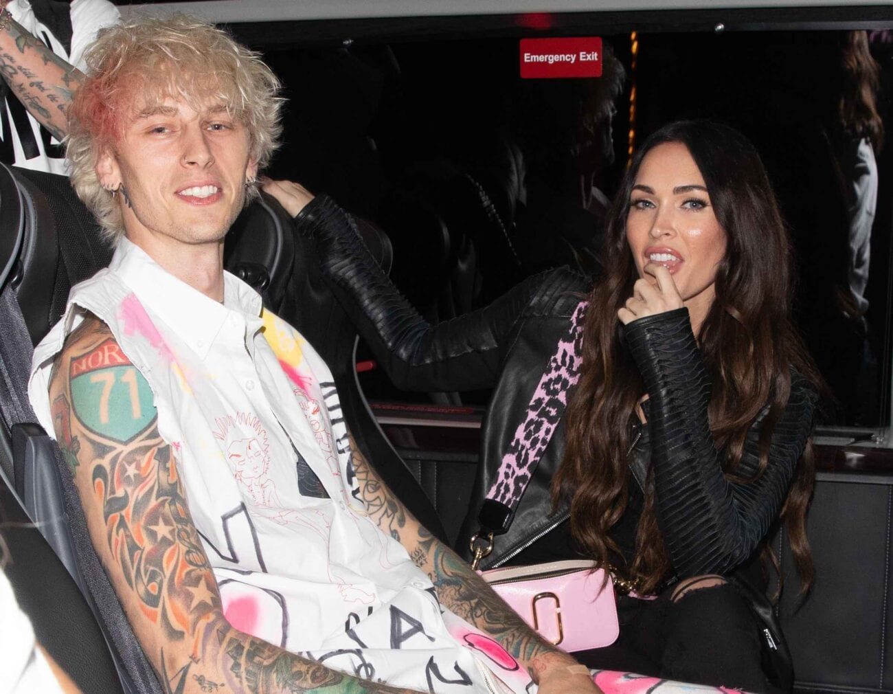 Megan Fox & Machine Gun Kelly went on an ayahuasca journey in Costa Rica. Take a trip into their story about going to hell and back in Central America.