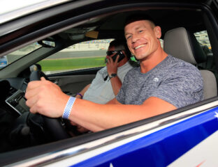 John Cena is the latest WWE Superstar to make the jump from the squared circle to the silver screen. Keep up with him by checking out his movies.