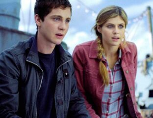 Alexandra Daddario reflects on her time in the 'Percy Jackson' films. What did she have to see about her time in the movies?