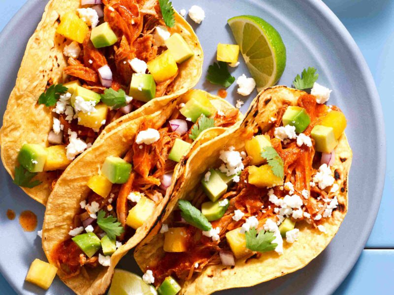 It's taco Tuesday, and you need fixings for taco night fast! What do you do? Whip up some pico de gallo with our recipes for the tasty Mexican salsa.