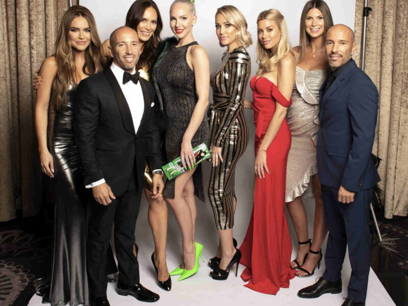 The glamorous real estate agents are back in season 4 of 'Selling Sunset'! With two pregnancies on the show, will we see Maya & Christine have their babies?