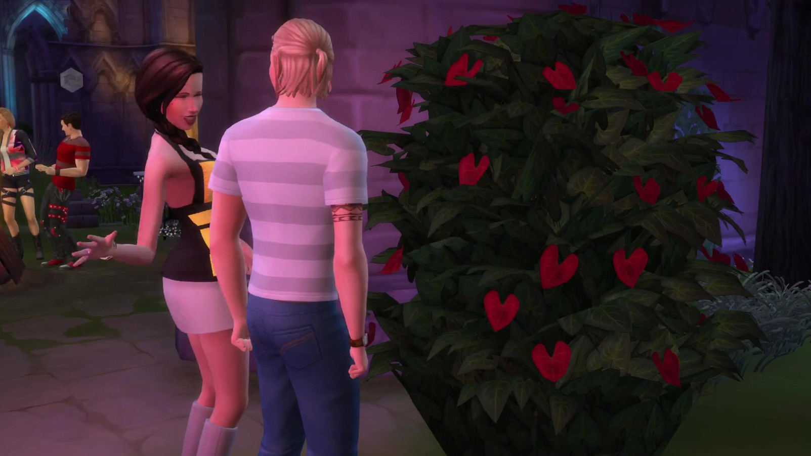 4 animation sims sex Khlas Sex