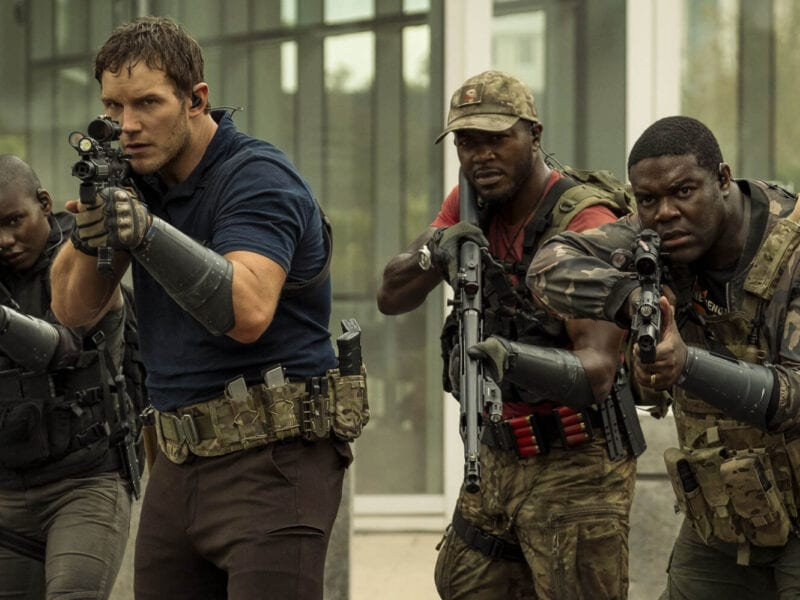 """What's bringing the Amazon sci-fi movie 'The Tomorrow War' down? Could it be its own star, Chris Pratt? See if """"Star-Lord"""" can carry another sci-fi film."""