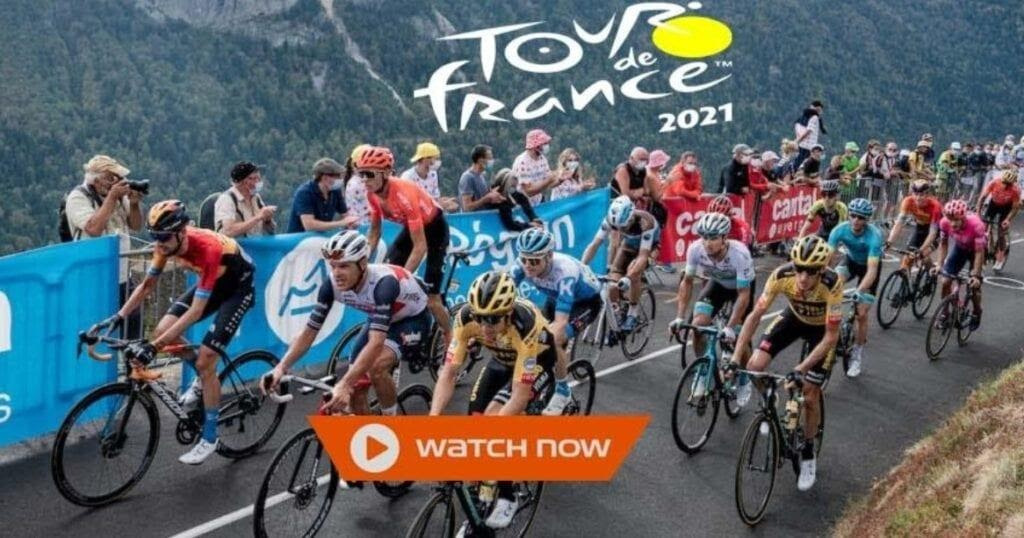 Don't miss one second of the biggest cycling event of the year. Watch every stage of the Tour de France 2021 from the comfort of your home!