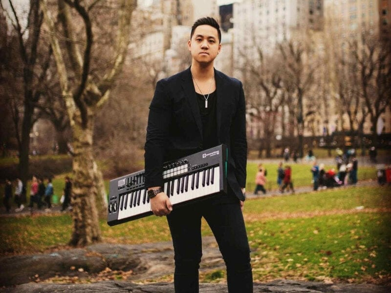 Born in Rhode Island and influenced by jazz greats, ZENG is using his studies from U Penn to bring you experimental beats. Listen to his songs now!