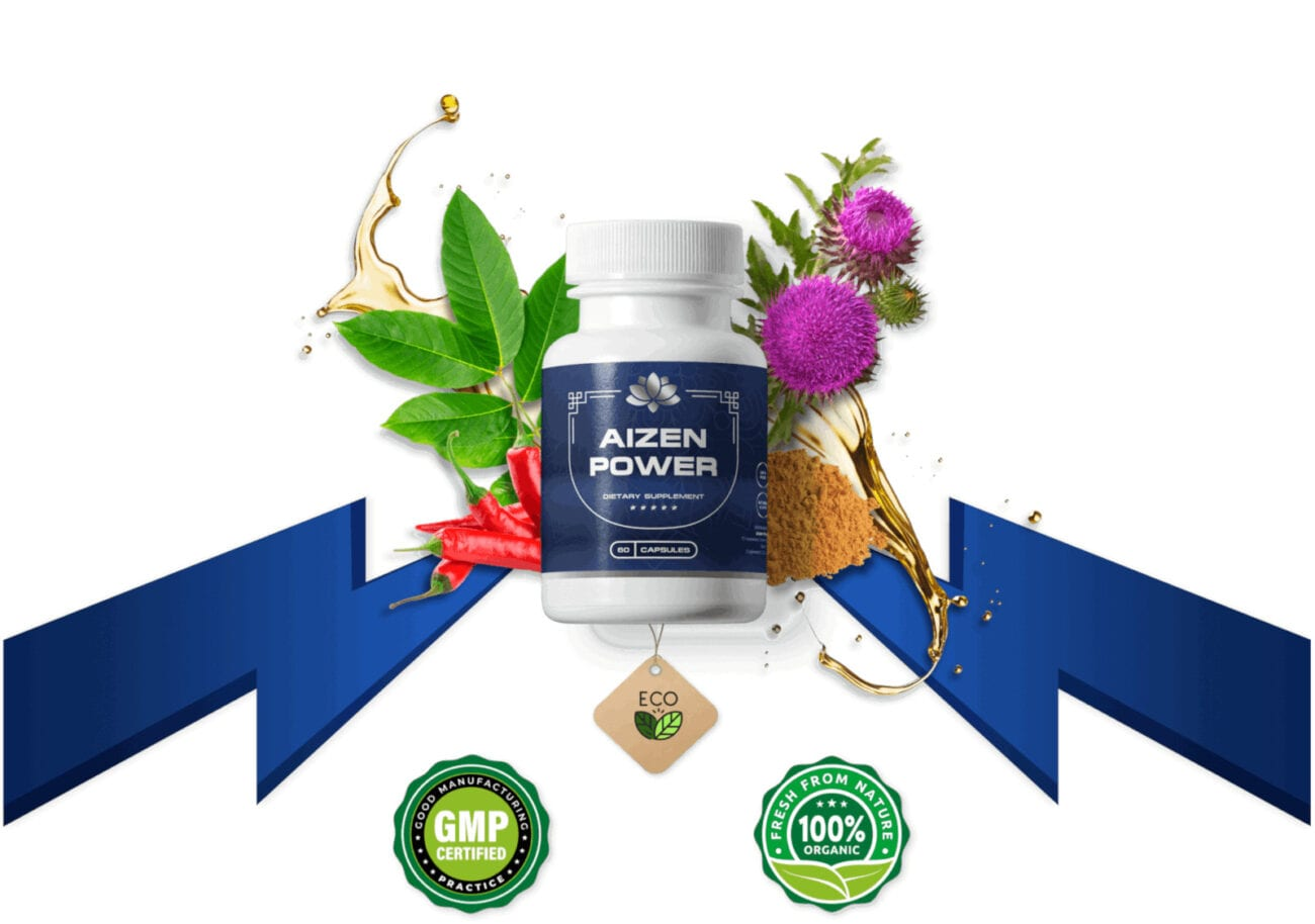Need to get your mojo back? Bring your prowess back to the bedroom and back into your life with a power boost from Aizen Power! Try it today!