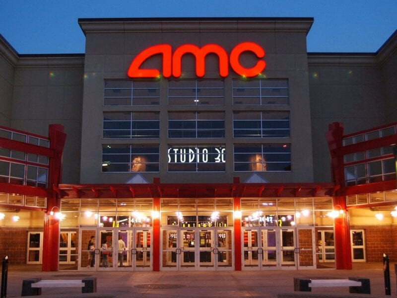 AMC theater stock is through the roof right now, but does that mean the company is doing well? Take a look at the surprising situation behind the scenes.