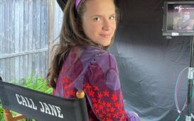 The upcoming Phyllis Nagy film 'Call Jane' boasts a star-studded cast. Come with us to meet the talented young cast member Bianca D'Ambrosio.