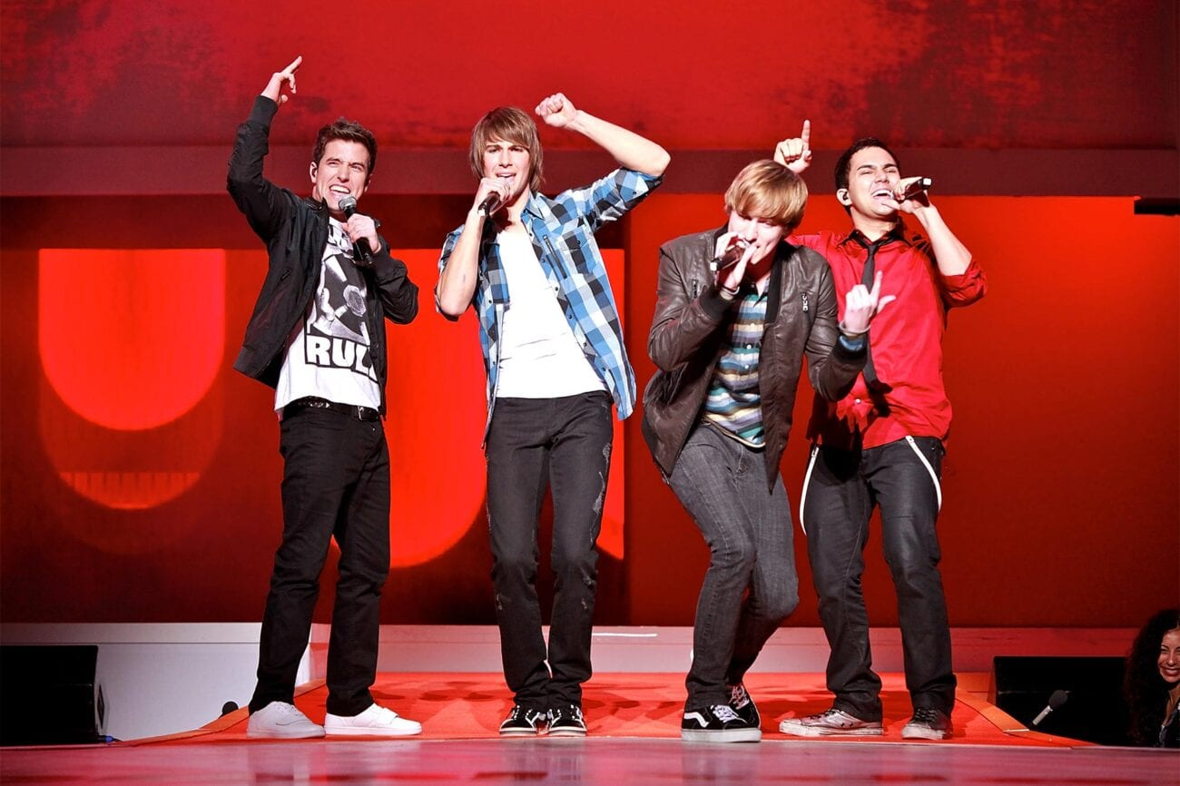 Why is Ticketmaster customer services dropping the ball? You can thank the surprise Big Time Rush reunion for that! Have you gotten your BTR tickets?