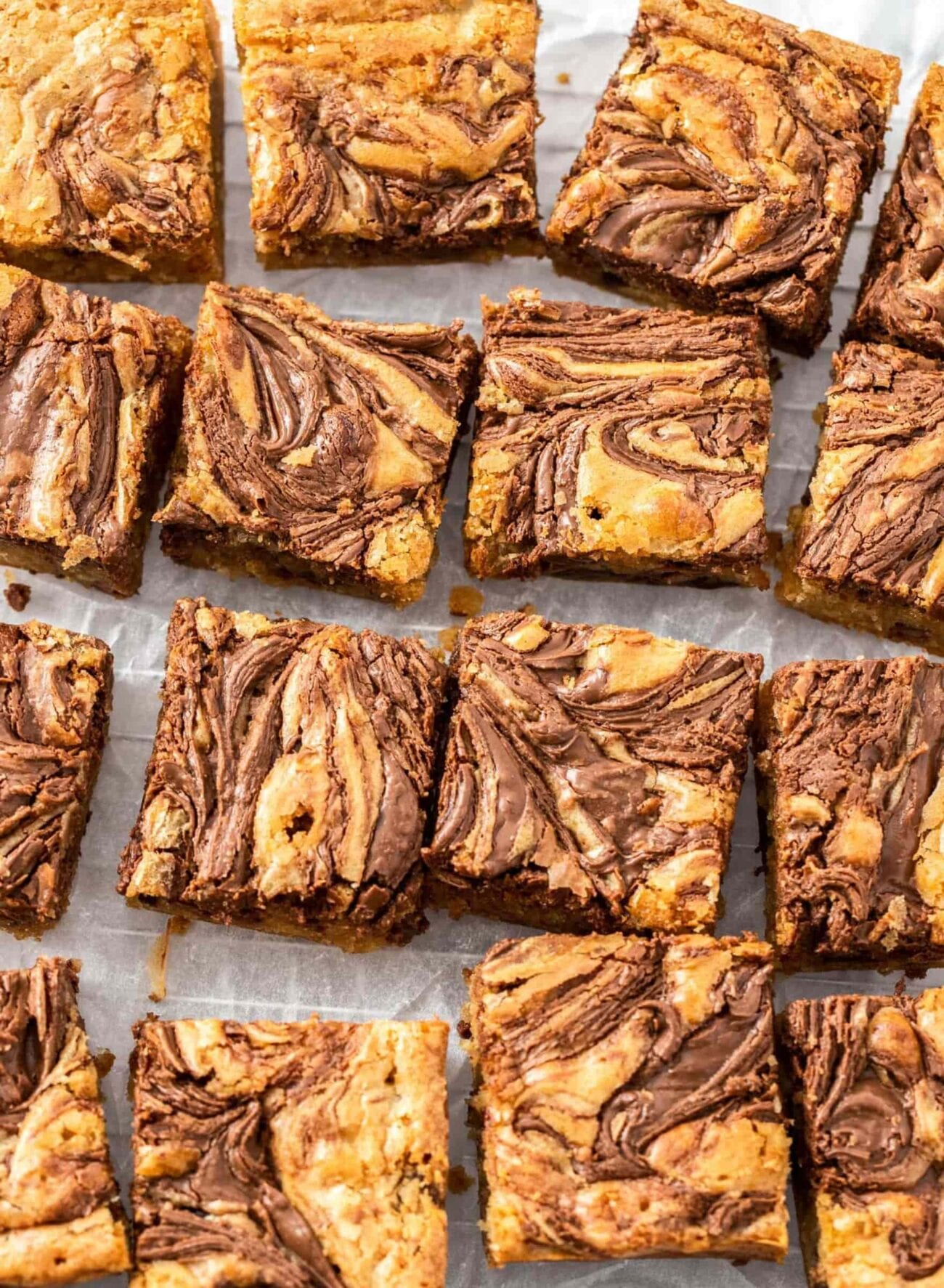 What can be better than brownies? That's right, chewy and delicious blondies! Try these sweet and easy recipes for your next blondie craving!