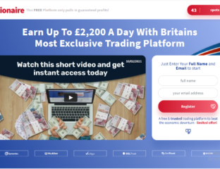 Brexit millionaire dragons den is a trading app intended to help you make money online. Find out if its a scam or a legit enterprise.