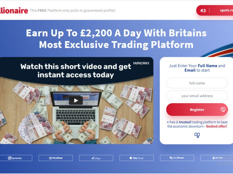Don't let Brexit slash your investments! Discover how millionaires Martin Lewis and Peter Jones are rising to the top with this unique app.