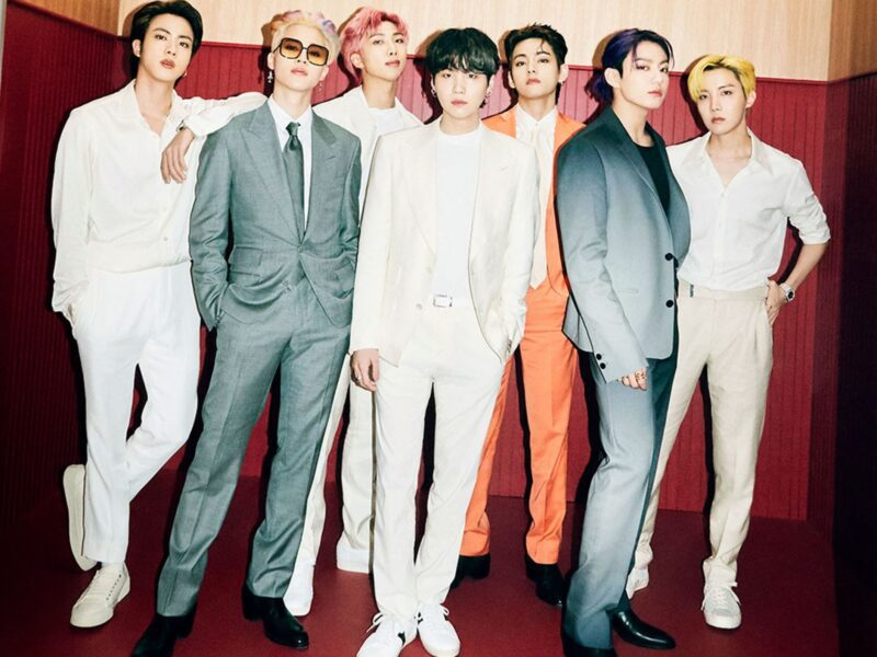 BTS continues to stay at the top of Billboard's Hot 100 list for eight weeks. Take a look at why the Korean band remains the most popular K-pop act.