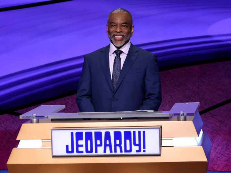 LeVar Burton lives his lifelong dream of hosting 'Jeopardy'. Learn how the beloved actor was able to make it happen.