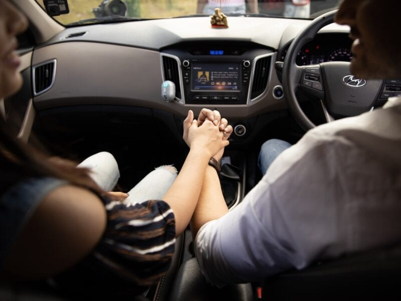 Have you considered using your car as a third space? Aside from your home and garden, your car offers lots of options for recreation, fun and peace.