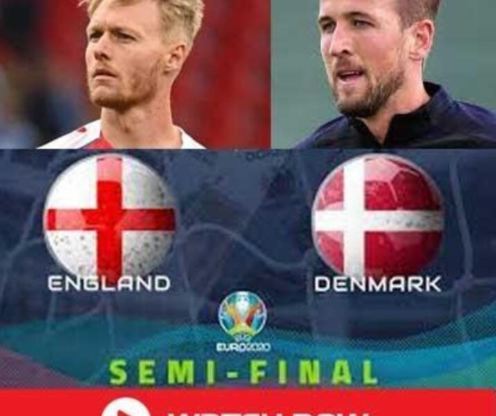 England is here to face Denmark on the field. Learn how to live stream the sporting event online for free.