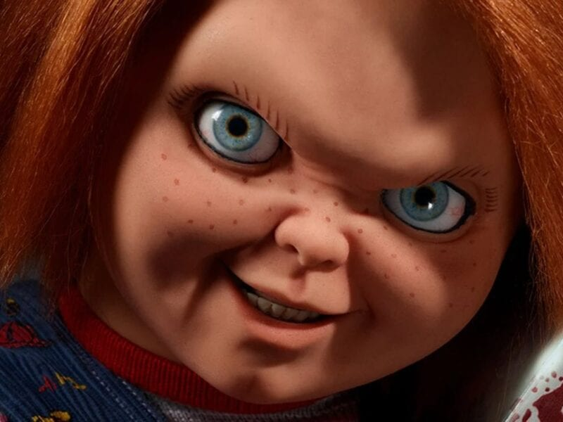 Chucky the murderous doll from the 'Child's Play' movies is back and heading to TV. Get ready to be terrified of dolls again with this first look.