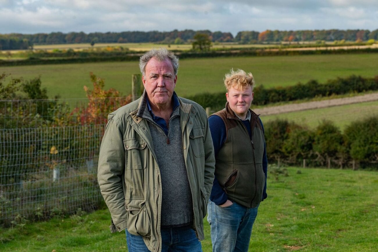 """Should you get ready for another season of farming? Find out whether or not Amazon Prime renewed """"Clarkson's Farm"""" for a second season."""