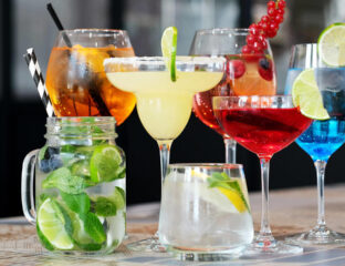 These recipes for cocktails can take your hot girl summer up a notch and make it even more enjoyable than you ever could've imagined.