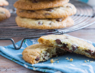 Want to whip up a classic tasty treat that everyone will love? Take a sweet bite out of these easy recipes for chocolate chip cookies.