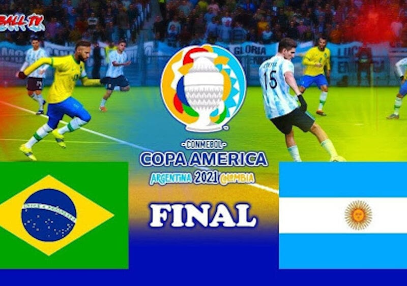 The Copa America final is set as host country Brazil and rivals Argentina will face off. Watch the teams play in our live stream now.