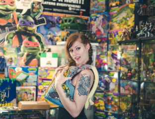 Transport yourself into different universes. Walk into the wonderful world of cosplay and explore a day in the life of model and cosplayer Marajade Smith.
