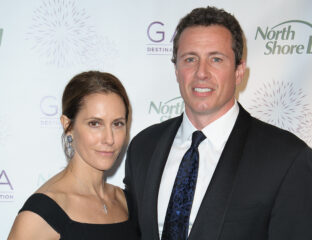 As if Chris Cuomo doesn't have enough on his plate. Just what connection does his wife have with the filthy rich Jeffrey Epstein?