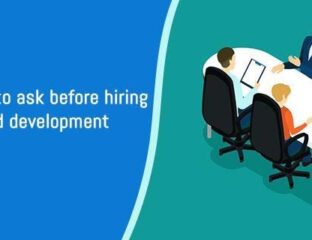 Starting a critical new project for your business? Don't just hire any old development team! Take these steps to hire the best people for the job!