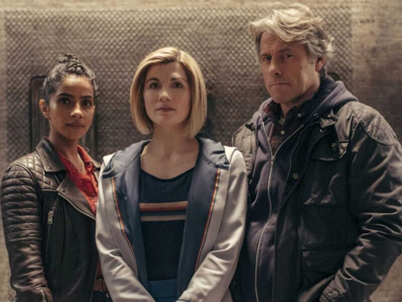 Jodie Whittaker will no longer be in the Doctor after three 'Doctor Who' specials in 2022. Learn what's next for the TV show.
