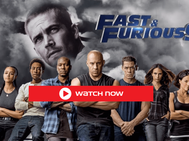 Fast & Furious 9 is already out in certain parts of the world for free streaming, but it'll finally arrive in cinemas on June 24 and US cinemas on June 25.