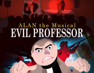 What happens when animation and speculative science fiction come together? Journey into the future of technology with the short film 'Evil Professor'.