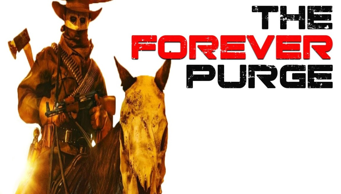 Watch The Forever Purge Movie Online Everywhere Filmy One