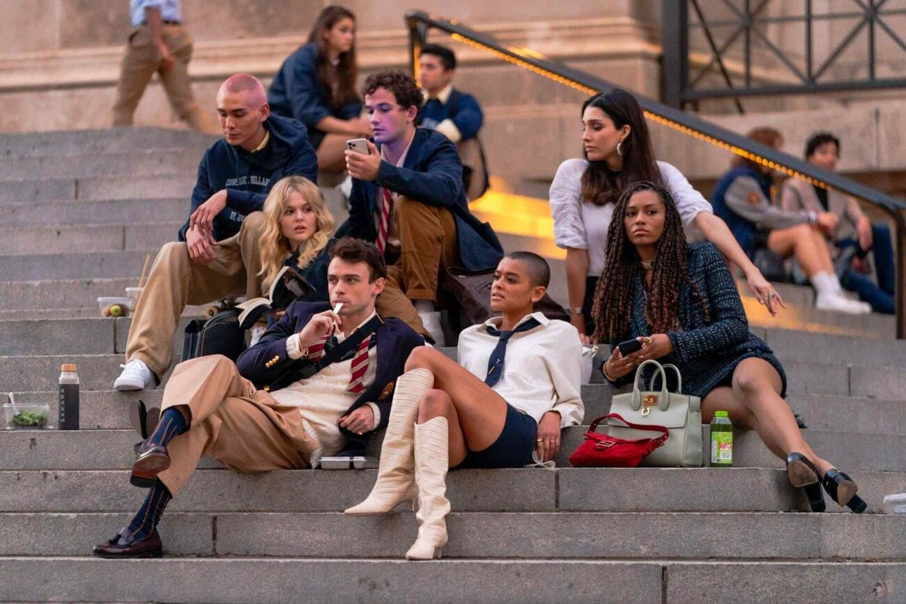 'Gossip Girl' is here and so is the question: who is the new GG? Here's the tea on her identity and whether or not she's actually worth your time.