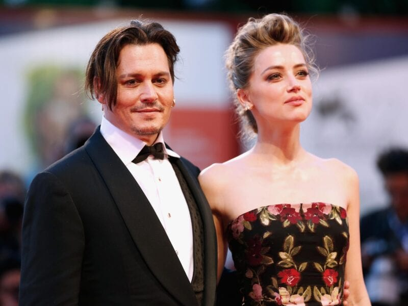 Amber Heard is officially a mama, revealing to the world her surprise on Instagram. However, is Johnny Depp the baby's father? Let's delve in.