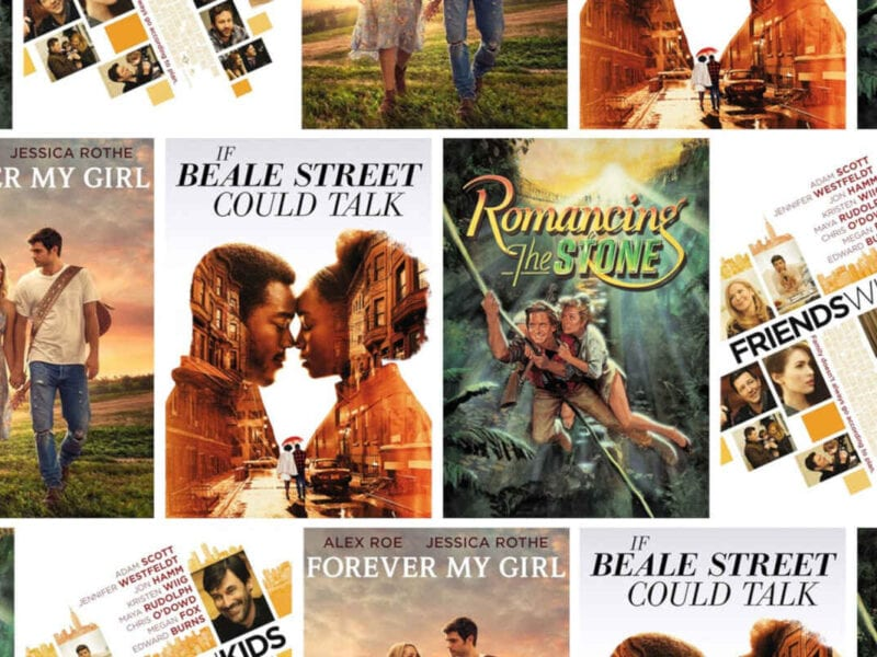 What are the top 10 romantic comedies on Hulu right now, and can you stream them from your home country? Get the tea on these hot rom coms now!