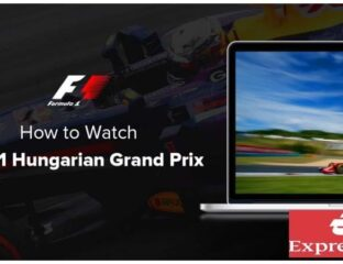 It's time for the Hungarian GP race. Discover how to live stream the anticipated racing event online for free.