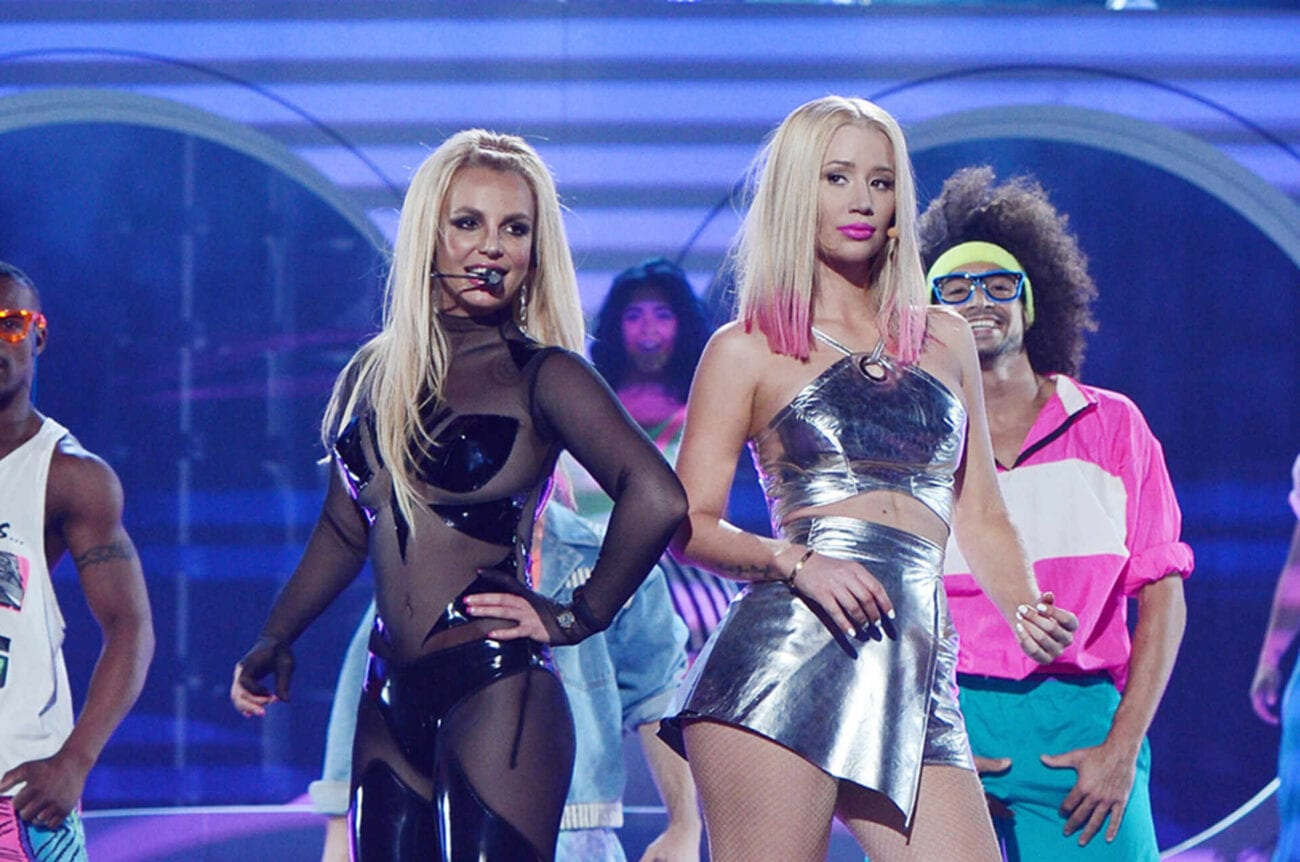 Iggy Azalea shared some words on social media sharing her thoughts on #FreeBritney. Did Azalea witness Britney Spears's father being abusive?