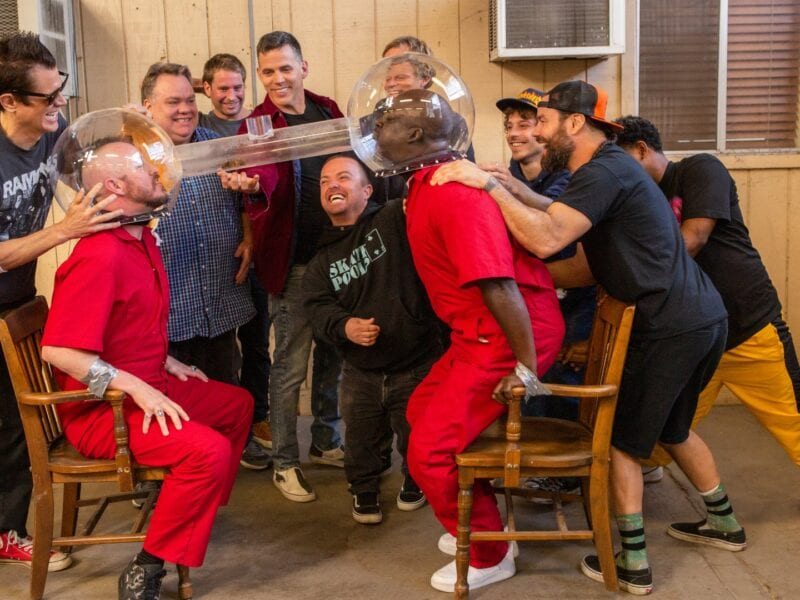 'Jackass', which many consider being the best comedy of all time, is coming back to the big screen! Have you seen the trailer for 'Jackass Forever'?